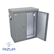 Metal enclosures RizurBox-M-RV (vertical opening)