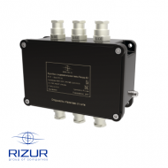 Explosion-proof junction box RIZUR-KC-A Exe (made of aluminium alloy)