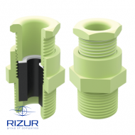 Explosion-proof cable glands RIZUR-KVVN