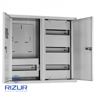 Body frames for the electrical cabinets RIZUR