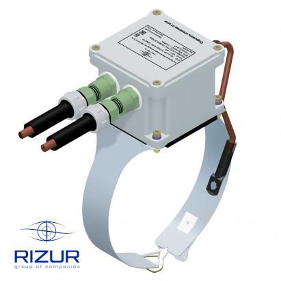 Explosion-proof inductive heater RIZUR-VIN