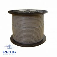 Medium temperature self-regulating heating cable RIZUR-SGL-S