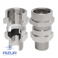 Cable glands for non-armored cable RIZUR-KVVT
