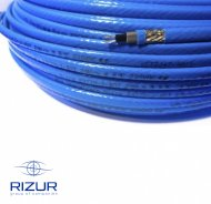 High-temperature self-regulating heating cable RIZUR-SGL-V